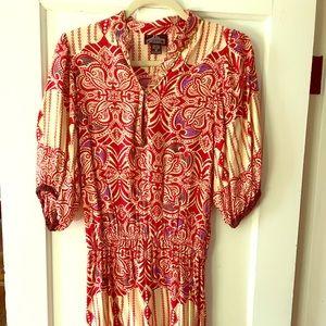 Angie tunic shirt  Bohemian M